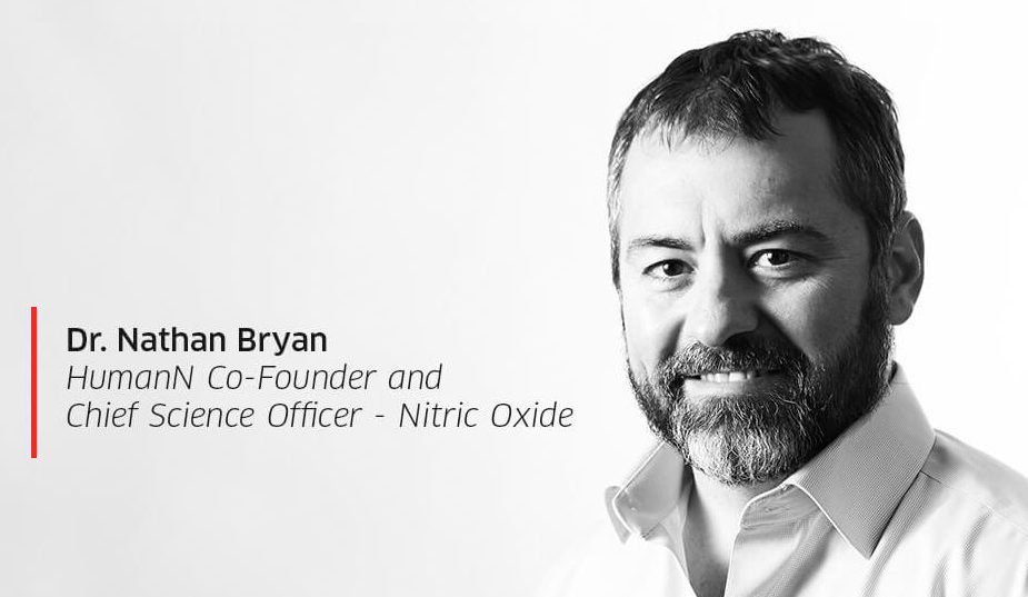 Dr Nathan Bryan, HumanN, Nitric Oxide Products, Neogenis Labs, Nitric Oxide Research